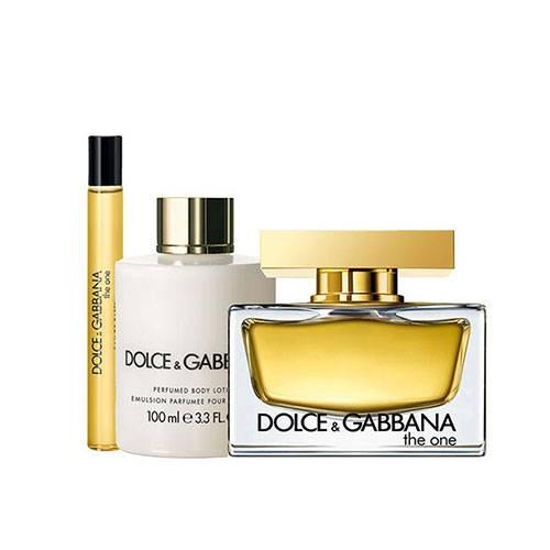 ست عطر ادکلن زنانه دولچه اند گابانا ادوپرفیوم ۱۰۰ میل  Gift Set The One Dolce&Gabbana